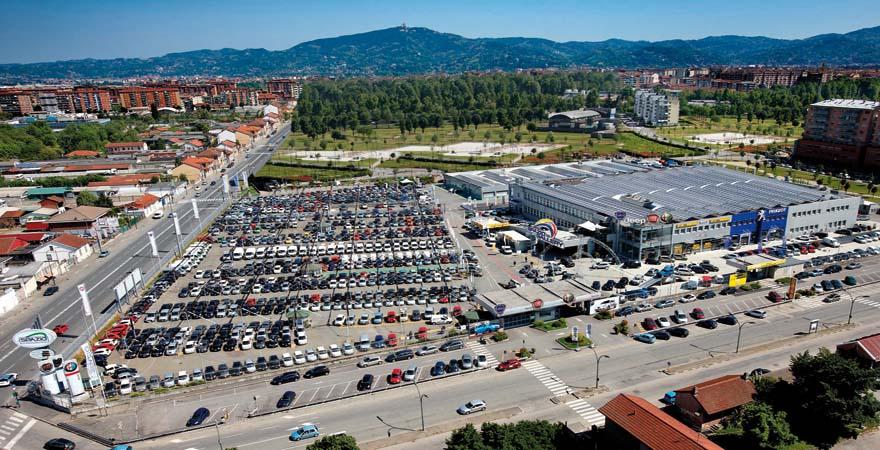 Orari apertura concessionaria Spazio Torino