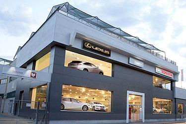 Concessionaria Toyota Torino