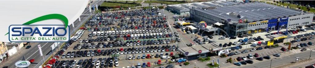 Spazio La città dell'auto Concessionaria Fiat Alfa Romeo Lancia Abarth Jeep Fiat Professional