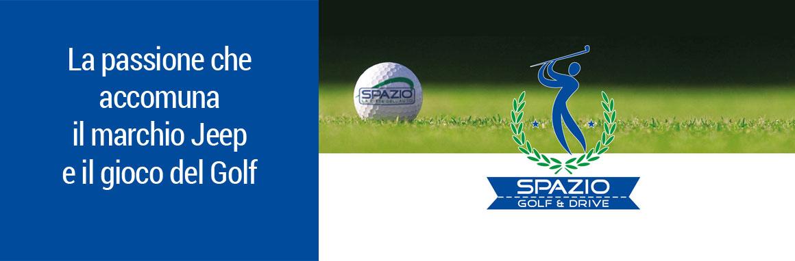 Spazio Golf & Drive vi invita ad entusiasmanti test drive e lezioni di Swing!
