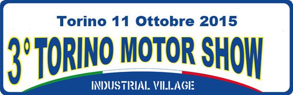 Spazio presente al Torino Motor Show!