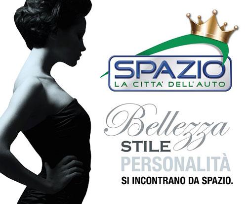 Venerdì 23 ottobre Spazio vi invita alla Selezione Regionale di Miss Mondo Italia!