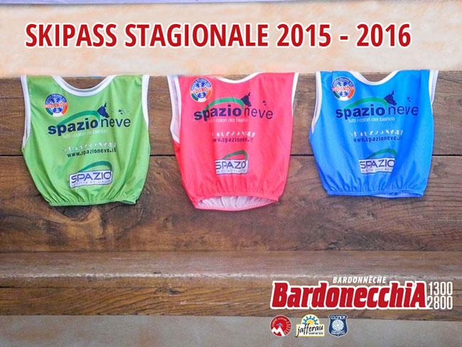 Bardonecchia Promozione Skipass stagionali 2015 – 2016!