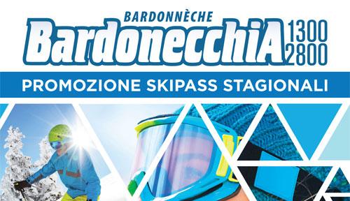 Bardonecchia Promozione Skipass stagionali 2016 – 2017!