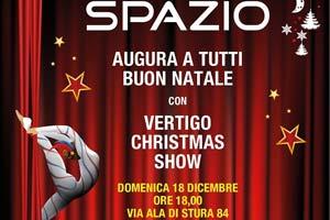 Spettacolo con il Cirko Vertigo da Spazio a Torino