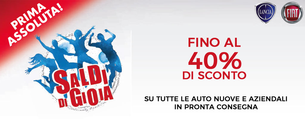 Saldi di gioia sulle auto nuove e aziendali da Spazio a Torino ...
