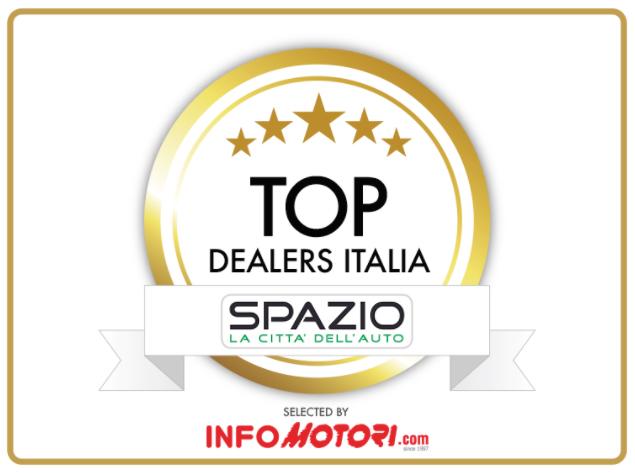 SPAZIO SPA – nominata TOP DEALERS ITALIA da Infomotori.com