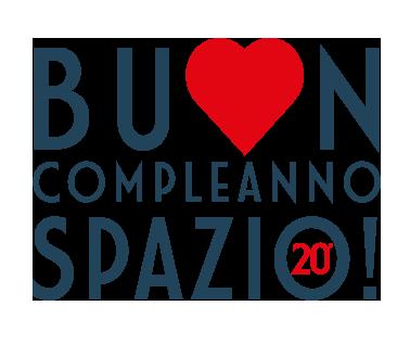 Buon Compleanno Spazio: venti anni di attività.