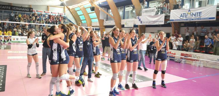 L'avventura del Fenera Chieri '76 continua. Ora semifinali play-off con Cuneo