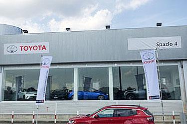 Concessionaria Toyota Moncalieri