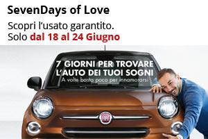 7 giorni per trovare l'auto dei tuoi sogni da Spazio a Torino