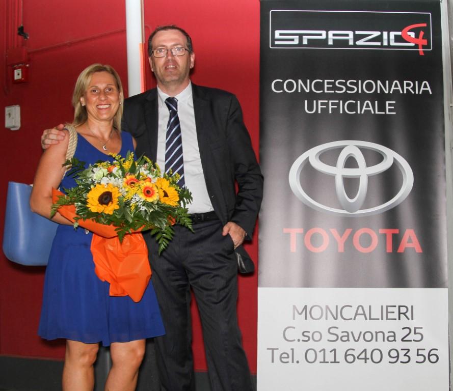 Spazio 4: grande successo per l'inaugurazione della nuova sede Toyota a Moncalieri