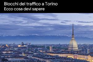 Fai un salto da Spazio Group? Ecco cosa devi sapere sul blocco del traffico a Torino