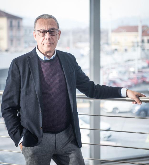 Carlo Alberto Jura, presidente di Spazio