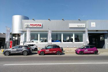 Concessionaria Toyota Moncalieri Corso Savona 25