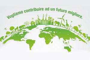 Il network di concessionarie dal cuore verde
