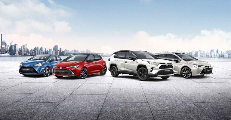 Con Toyota Hybrid nessun blocco al traffico auto e fai il pieno di bonus!