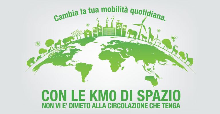 Con le km zero di Spazio, non c'è divieto alla circolazione che tenga!