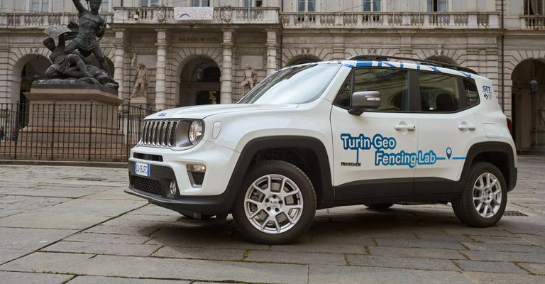 """""""Turin Geofencing Lab"""": la nostra città protagonista del progetto di e-mobility con FCA"""