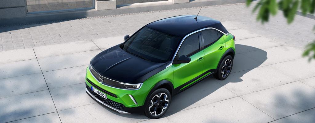 Nuovo Opel Mokka Torino