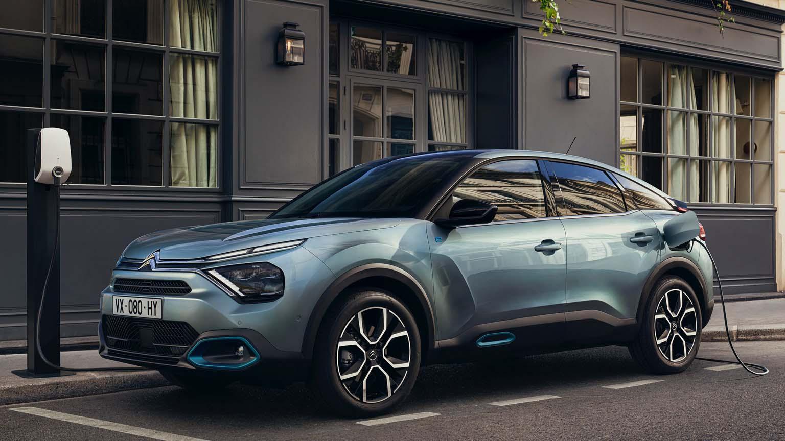 Citroën ë-C4 Torino