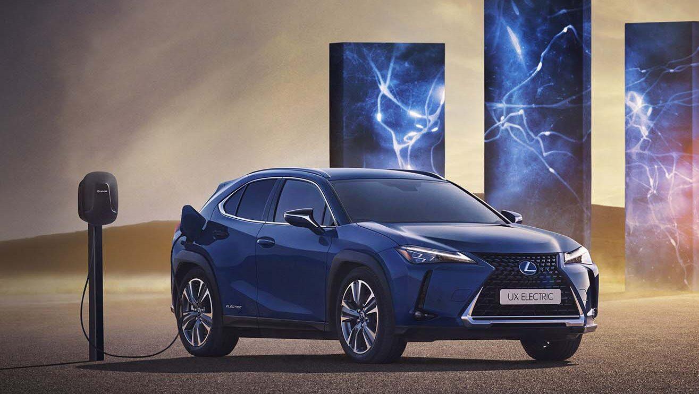 Lexus UX Full Electric Torino