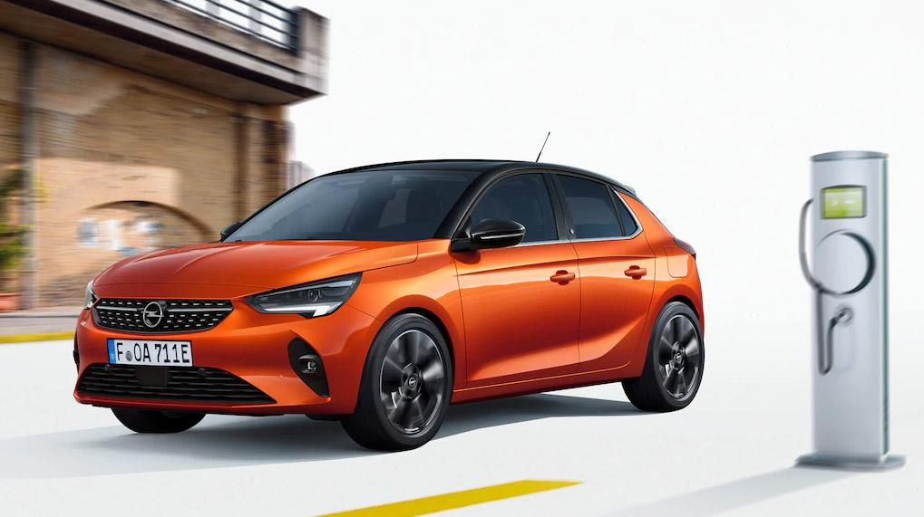 Opel Corsa-e Torino
