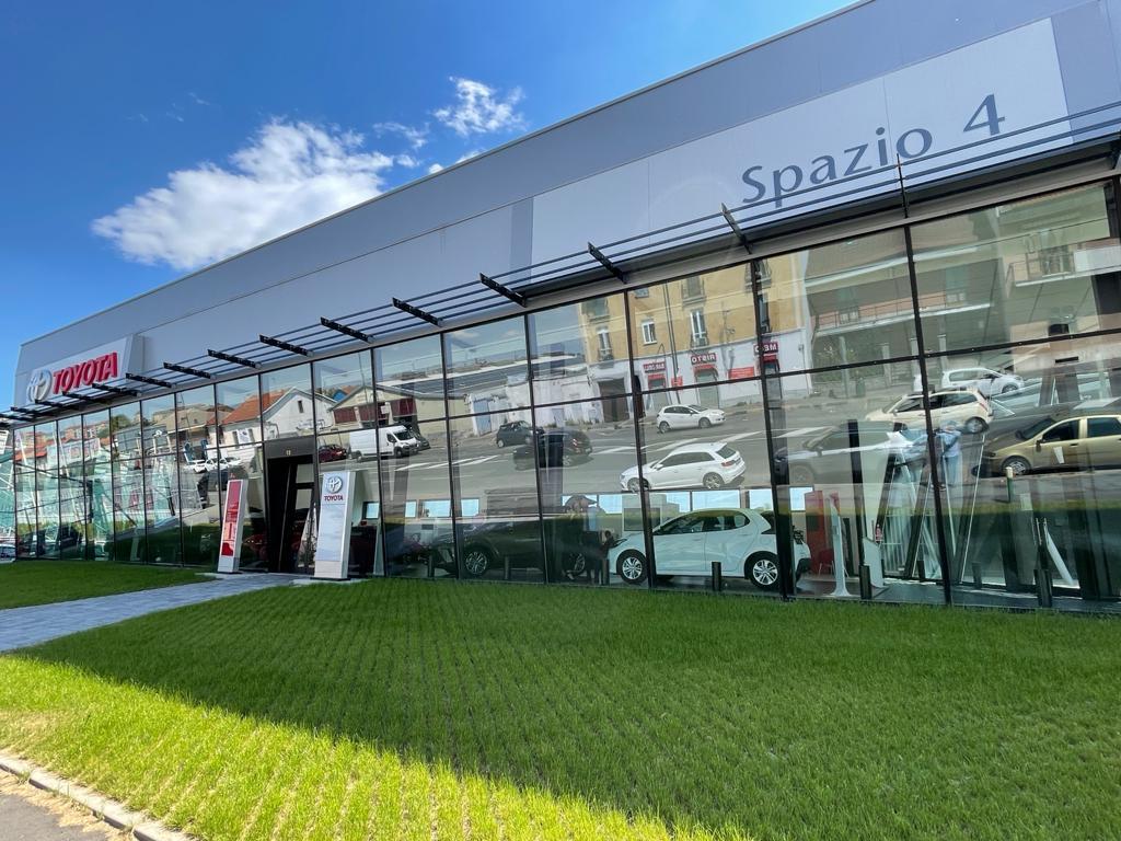 Concessionaria Toyota a Torino