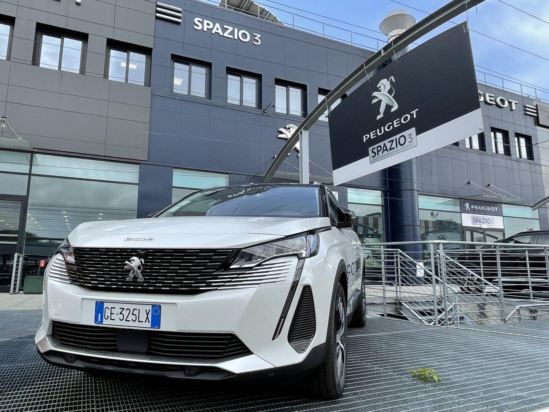 Spazio3 Peugeot Torino - Concessionaria ufficiale peugeot