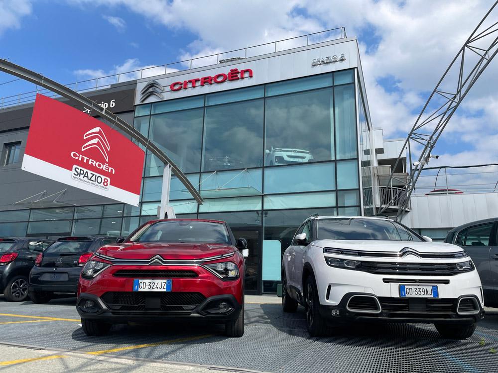 Spazio Citroen Torino - Concessionaria Ufficiale a Torino
