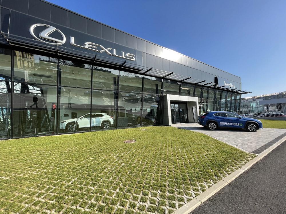 Spaio4 Lexus Torino - Concessionaria Ufficiale lexus