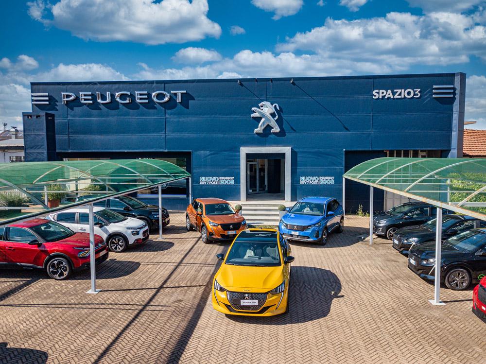 Spaio3 Peugeot Torino - Concessionaria Ufficiale peugeot