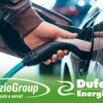 Accordo Spazio Duferco Auto Elettriche
